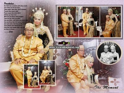 Dokumentasi Pernikahan Efany denganArief Kendy