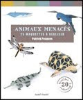 Animaux menacs en papier