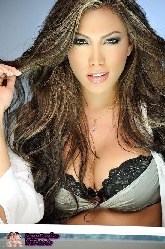 Modelo Colombiana Sandra Castanho - foto 2