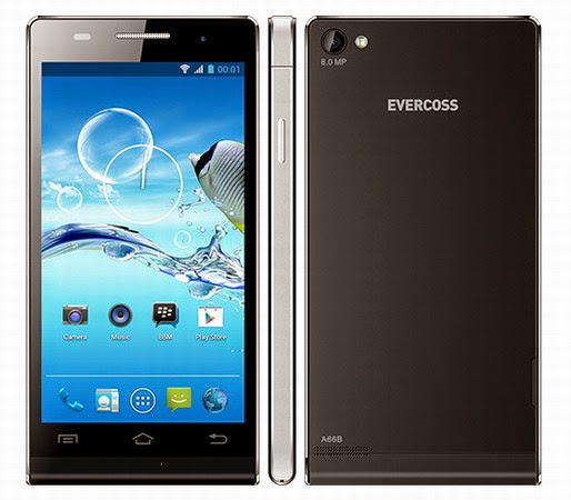 Harga hp Evercoss A66B
