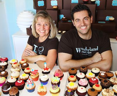 Anthony Valerio Wonderland Custom Cakes