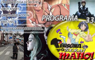 Persona No Sekai MaHo! Programa 33