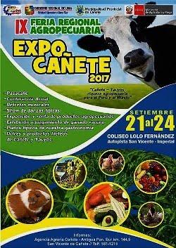 EXPO CAÑETE 2017