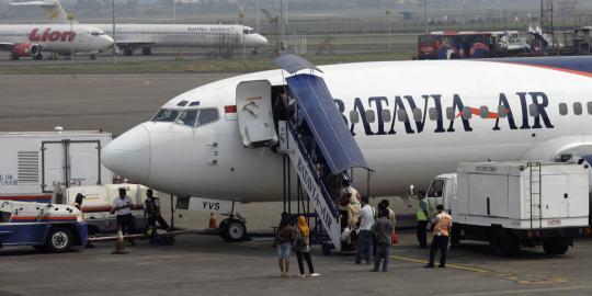 Diputus pailit, bagaimana nasib Batavia Air?