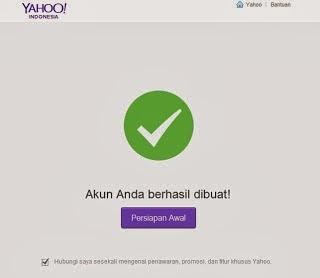 Cara Paling Mudah Untuk Membuat Email di Yahoo! Indonesia