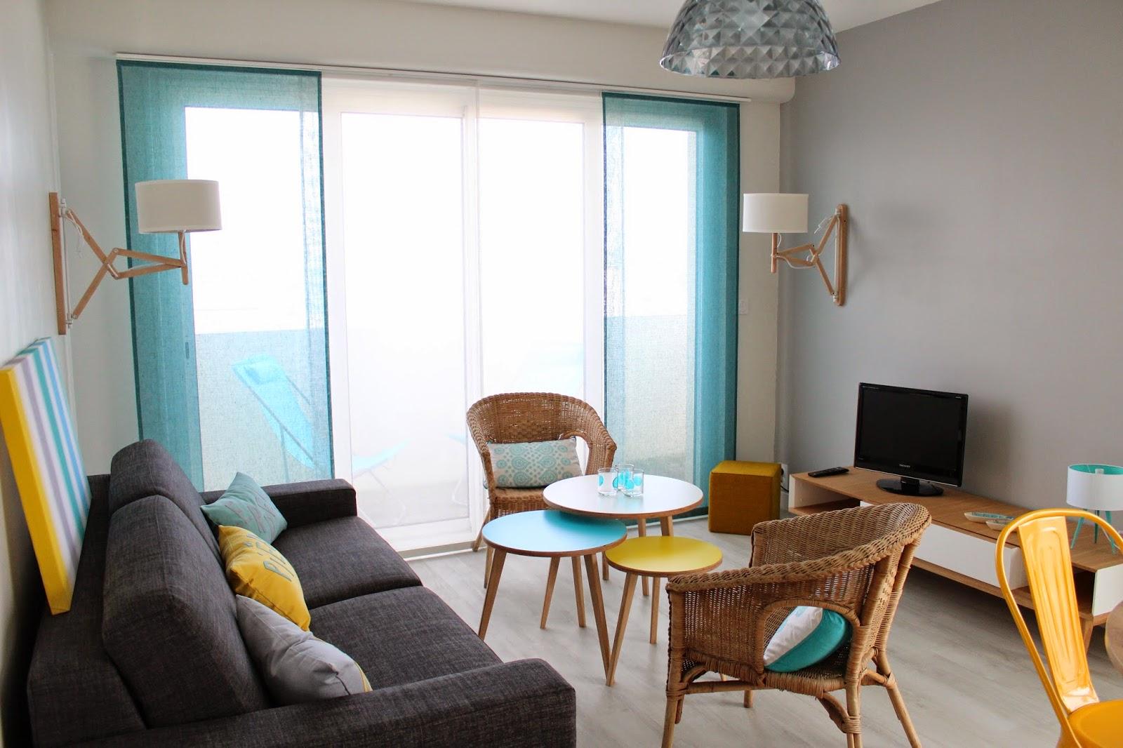 R novation et d coration d 39 un appartement pl neuf val andr couleurs - Nuances et decoration ...