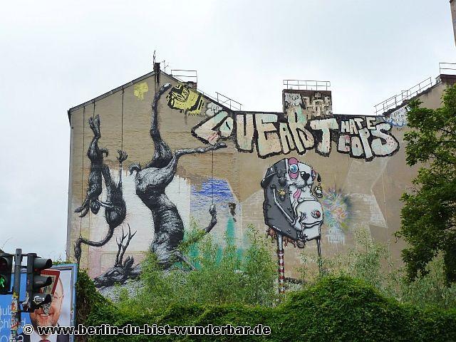 berlin, streetart, graffiti, kunst, stadt, artist, strassenkunst, murals, werk, kunstler, artm one truth, roa