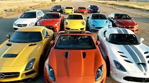 Drag Race - AMG,GT-R,911,M6,...