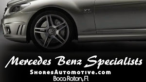 Specialist Mercedes Benz Service Perth
