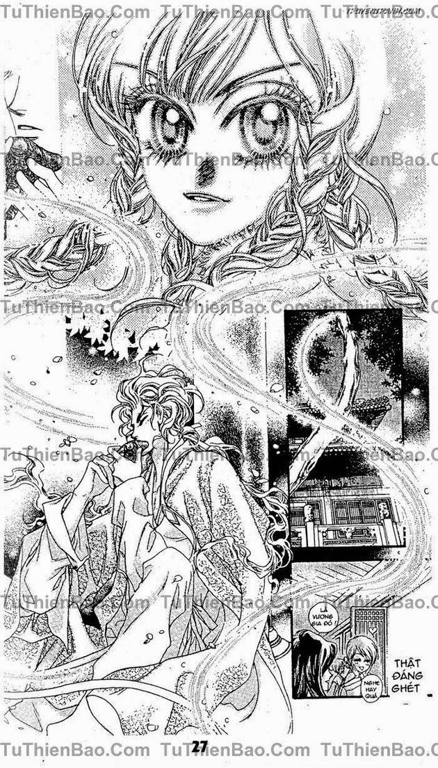 Công Chúa Bướng Bỉnh Chapter 2 - Trang 27