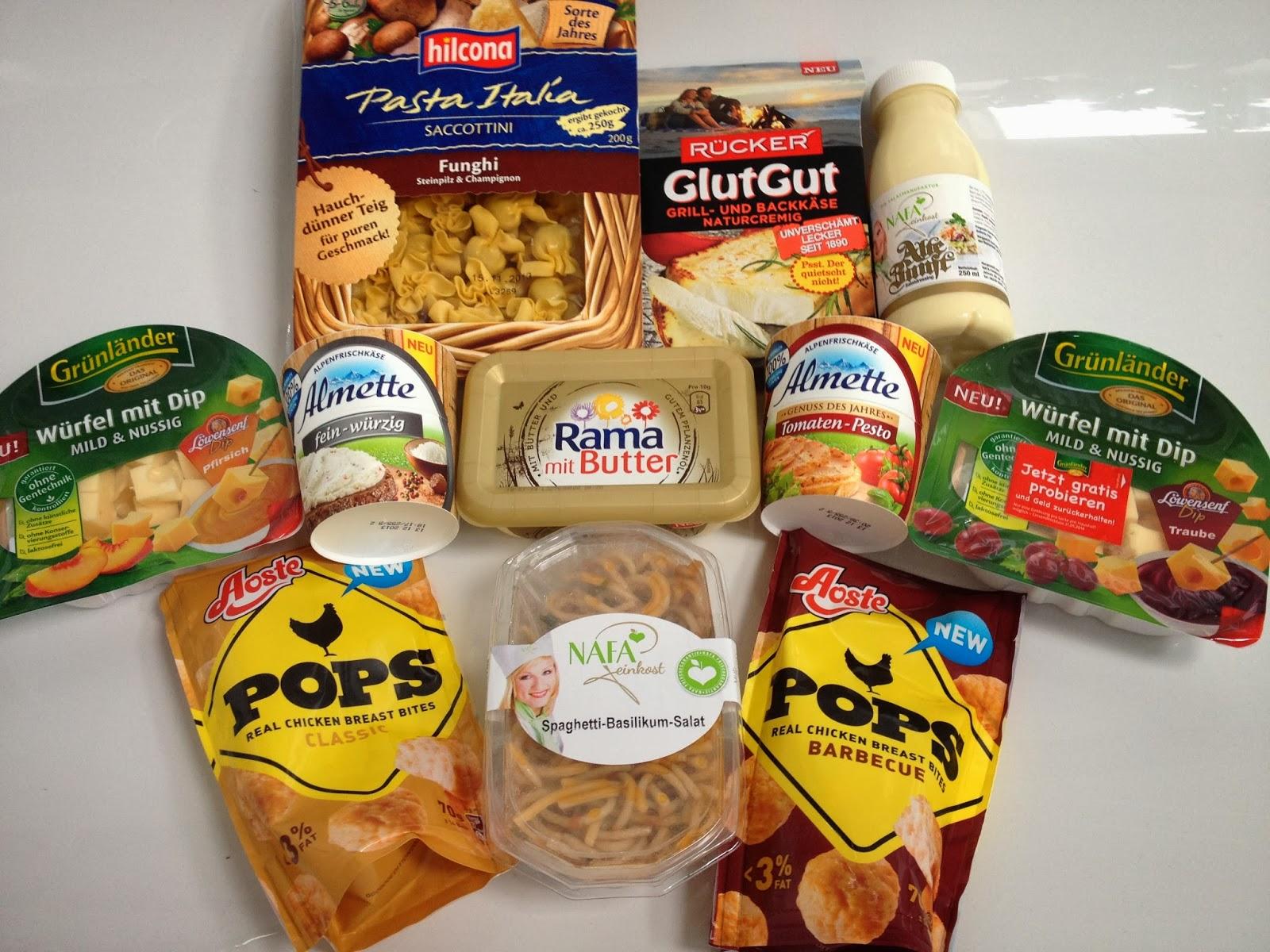 Überraschung; Boxen; Lebensmittel