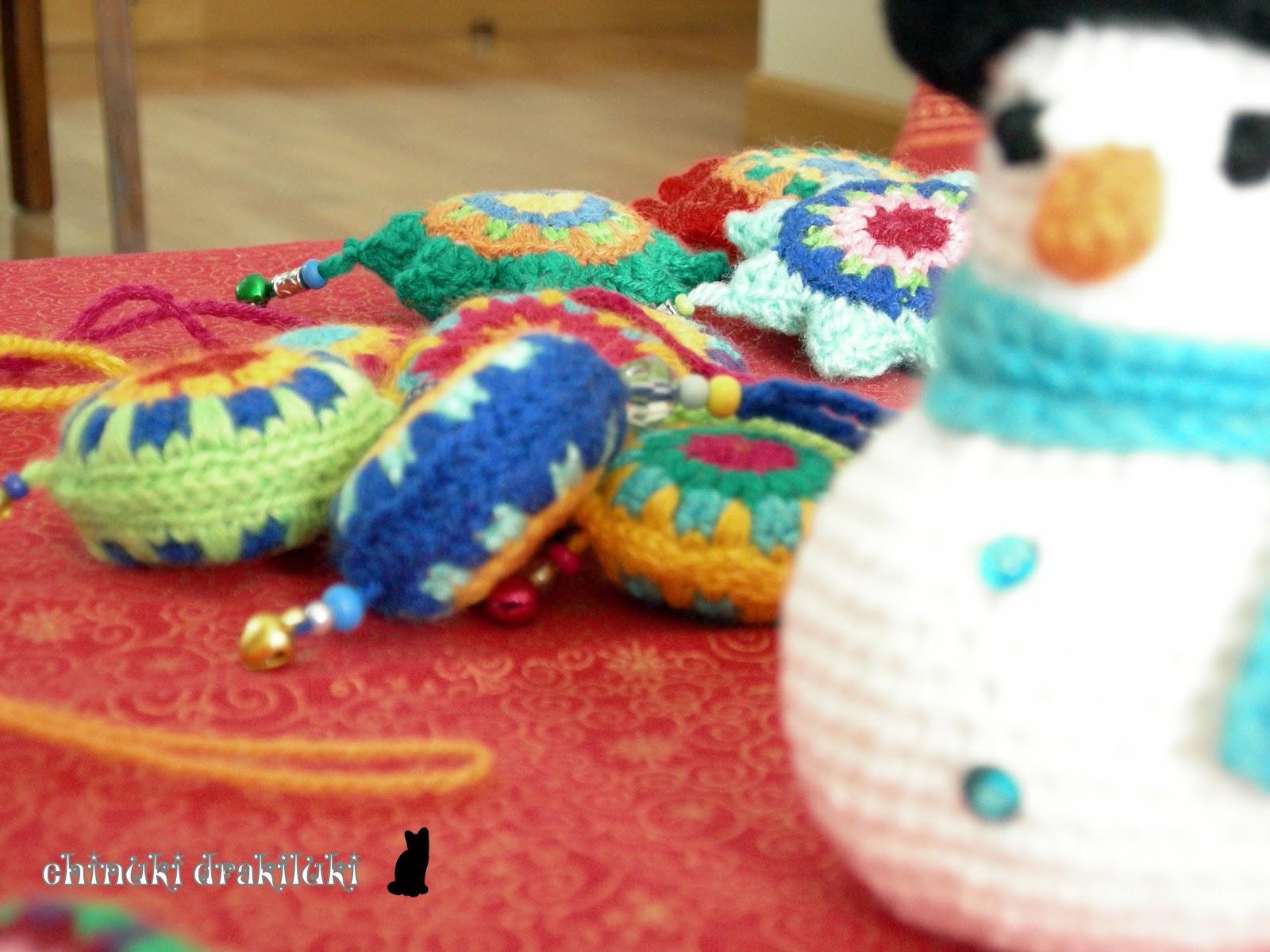 el diario del chinuki drakiluki: Preparando la Navidad