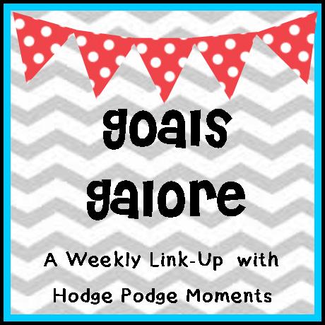 Goals Galore: Week 4