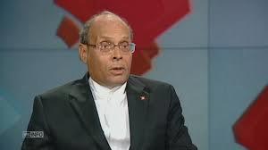 Moncef Marzouki demande l'aide de la Suisse