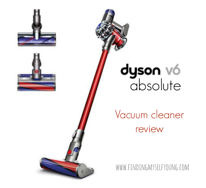 Dyson v6 absolute cordless vacuum cleaner review