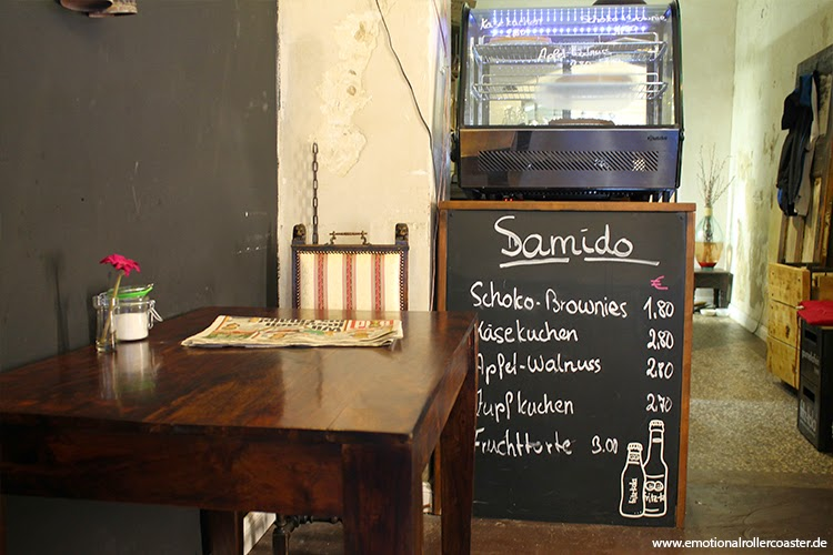 Samido Café & Art Köln