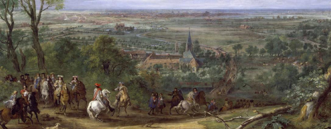 Louis XIV à Mons
