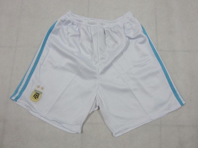 Argentina 15-16 Home Soccer Shorts