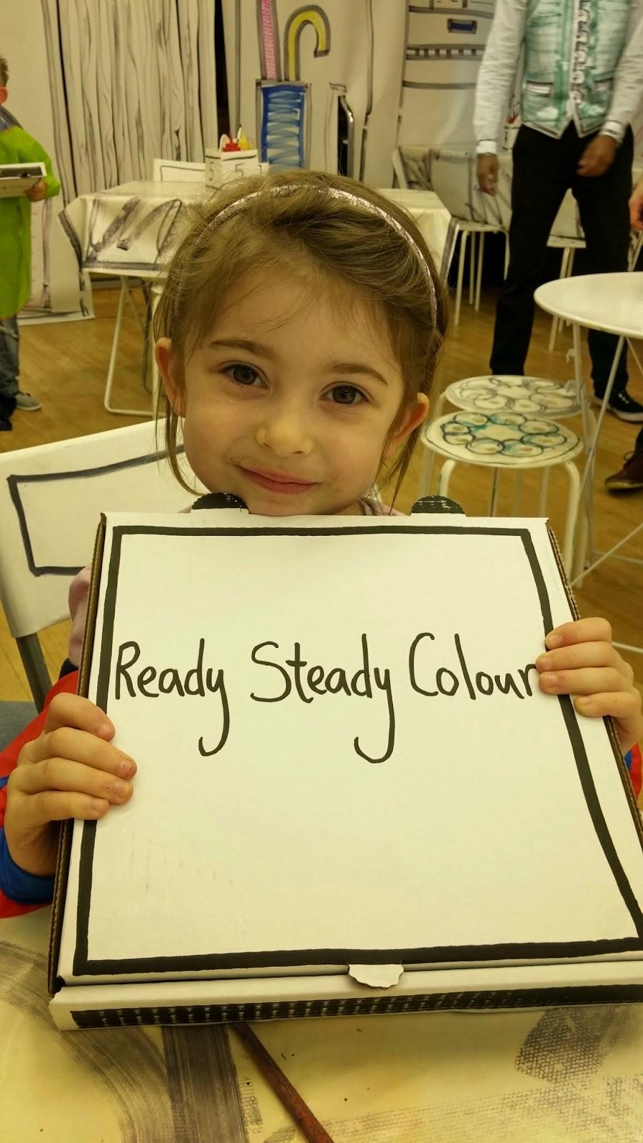 ready steady colour