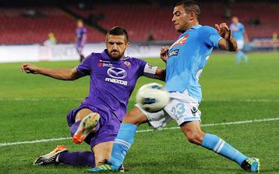 Napoli 0 - 0 Fiorentina (1)