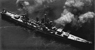 Kapal KRI Irian yang begitu ditakuti Amerika dan Sekutu