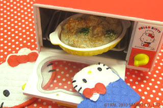 Hello Kitty mini kitchen toys
