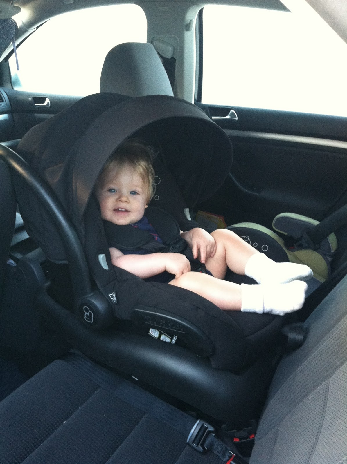 Maxi Cosi Mico AP Review Child Passenger Safety Week