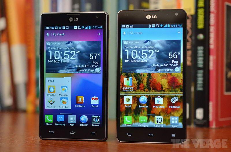 Spesifikasi dan Harga LG Optimus G, Spesifikasi LG Optimus G, Harga LG Optimus G