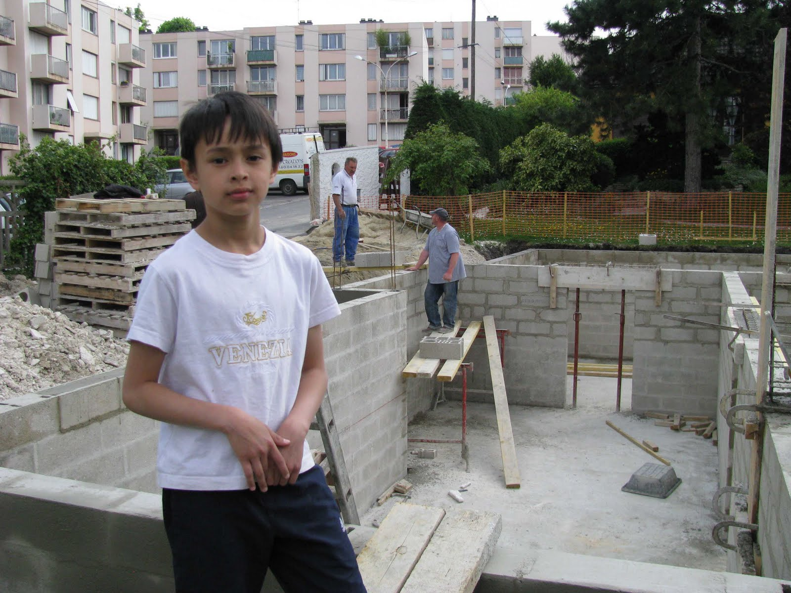 Je fais construire ma maison coffrage 8 8 for Construire ma maison