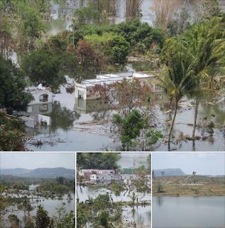 Hari Ke 80 Desa Jemah Mulai Tenggelam