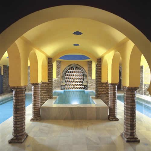 Baños Arabe De Granada:Próxima paradaSierra Nevada!!!!