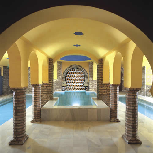 Baños Romanos Granada:Próxima paradaSierra Nevada!!!!