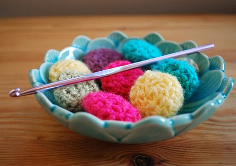 By Number 19 – Crochet Button Tutorial