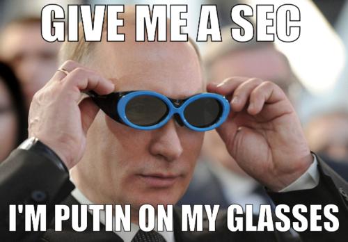 Memes Putin