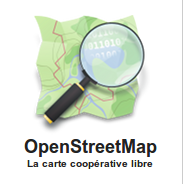 Logo d'Open Street Map