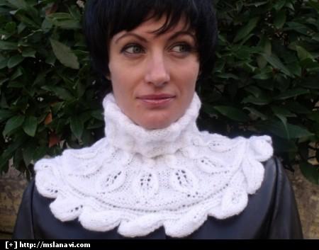 Вязание спицами женская