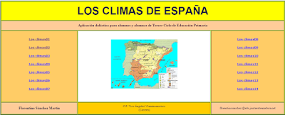 http://cplosangeles.juntaextremadura.net/web/cmedio6/los_climas_de_espana/index.htm