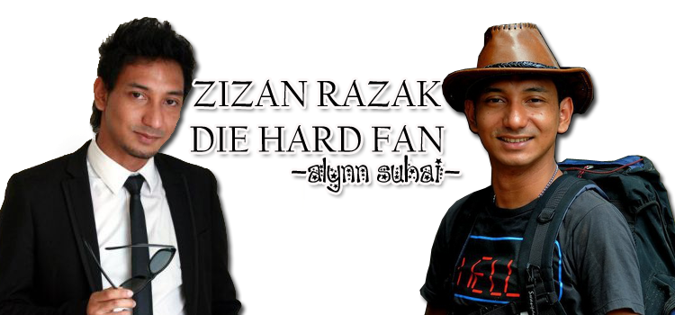 Me Love Zizan Razak