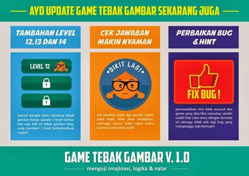 Kunci Jawaban Game Tebak Gambar Android Level 10 11 12 13 14