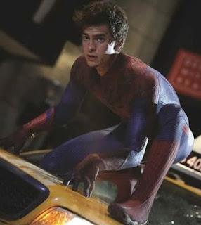Spider man new photo