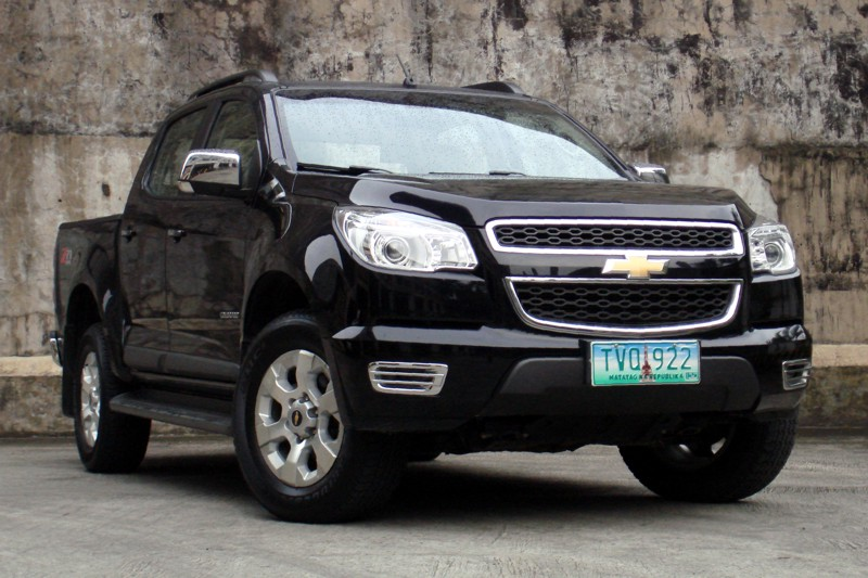 review 2012 chevrolet colorado ltz 4x4 m t philippine. Black Bedroom Furniture Sets. Home Design Ideas