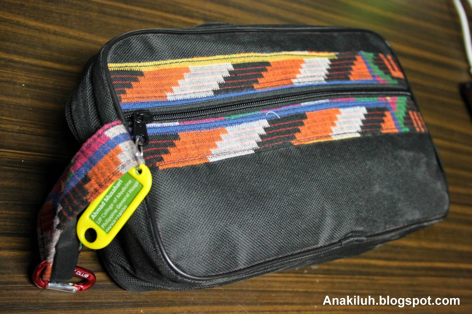 Tausug pouch medical stuff medstudents