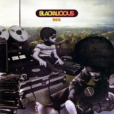 Blackalicious – Nia (3xLP Version) (1999) (192 kbps)