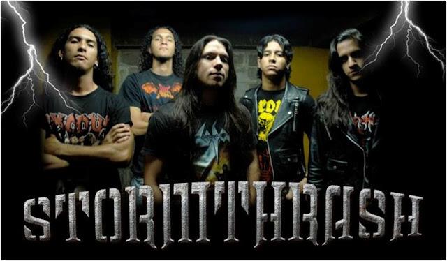 Stormtrash Venezuelan band