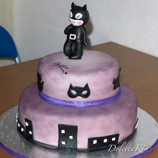 torta catwoman