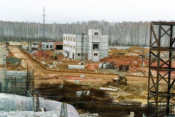 Kyshtym Complex - worst nuclear disaster ranked 3rd