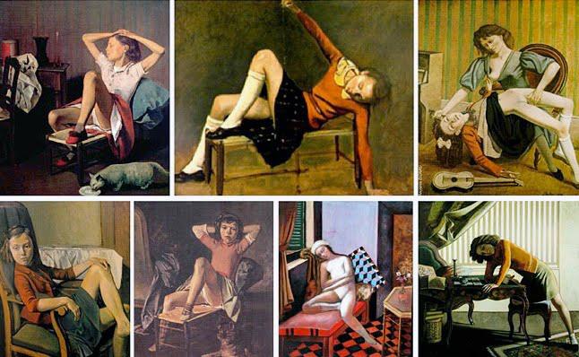Balthasar Kłossowski de Rola (29 de febrero de 1908 en París - 18 de febrero de 2001) fue un artista polaco-francés