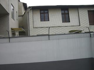 katzensichere Mauer