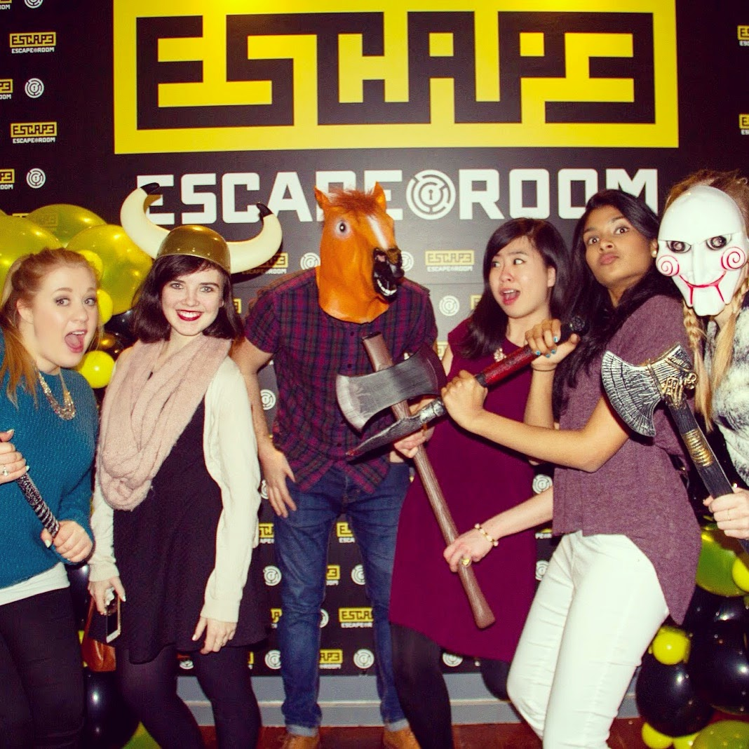 Escape Room Manchester Review