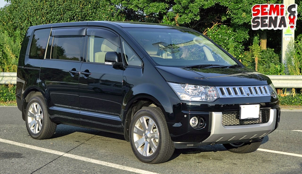 Mitsubishi Delica: specifications and photos 88